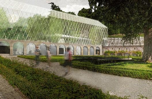 Villa della regina a torino studio di architettura for Palazzo villa torino