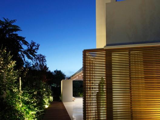 casa Rosa Marina studio di architettura bruschi esposito