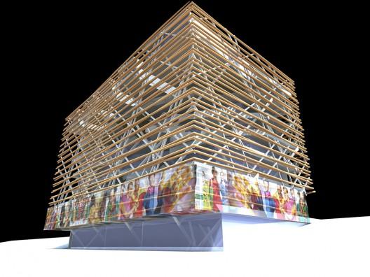Designing in Teheran, Iran - Studio di Architettura Bruschi Esposito