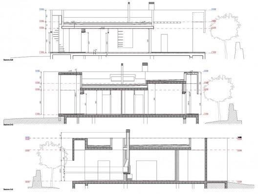 casa Todisco studio di architettura bruschi esposito