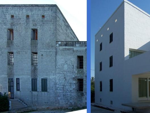 casa pinto progetto e realizzazione