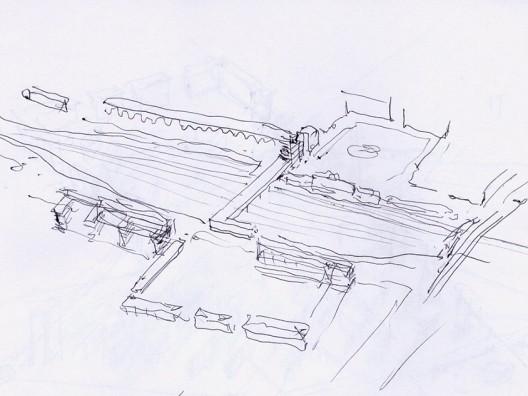 Progetto Bari Centrale Studio di Architettura Bruschi Esposito